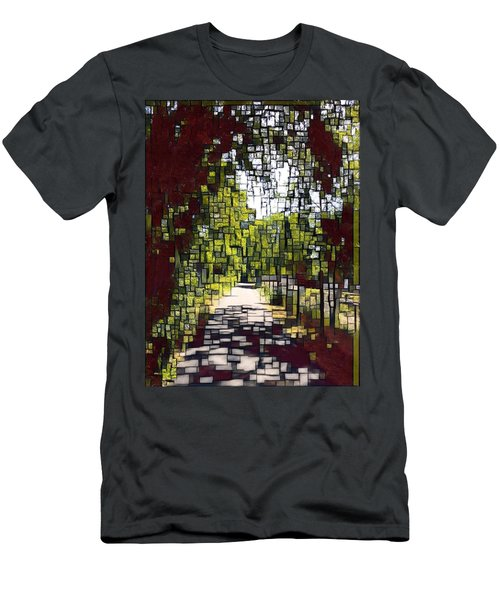 On The Path Men's T-Shirt (Athletic Fit)