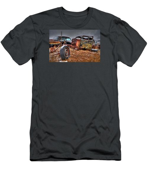 Rustic Men's T-Shirt (Athletic Fit)