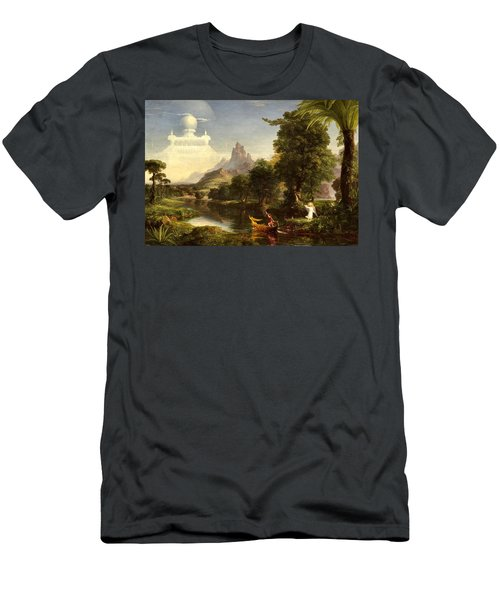 The Voyage Of Life, Youth Men's T-Shirt (Athletic Fit)