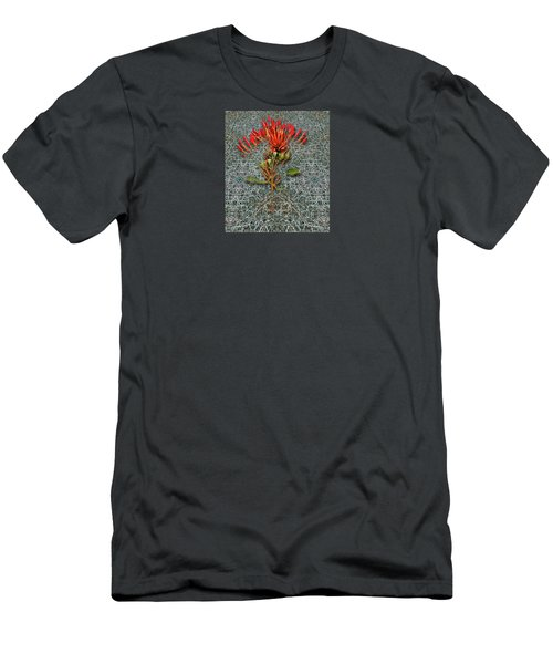 Men's T-Shirt (Slim Fit) featuring the photograph 4400 by Peter Holme III