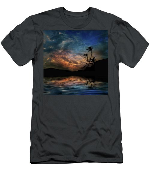 Men's T-Shirt (Athletic Fit) featuring the photograph 4448 by Peter Holme III