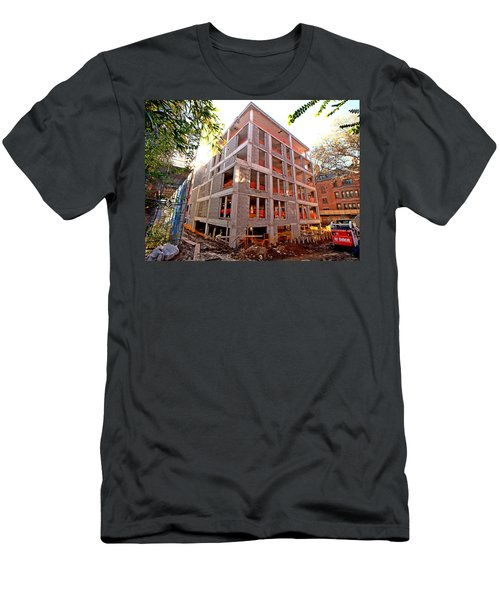 455 W 20th 1 Men's T-Shirt (Athletic Fit)