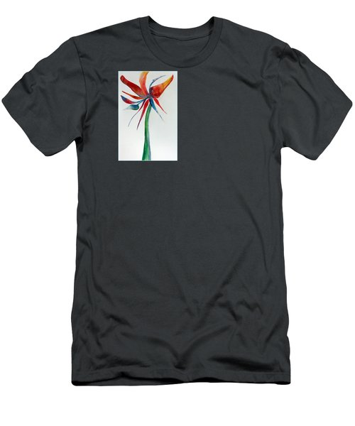 A Bird Of Paradise Men's T-Shirt (Athletic Fit)