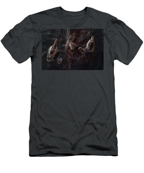 Ice Art Men's T-Shirt (Athletic Fit)