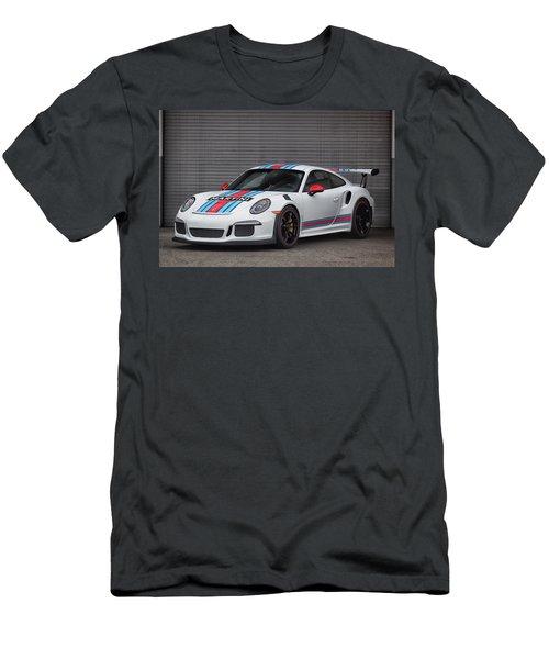 #martini #porsche 911 #gt3rs #print Men's T-Shirt (Athletic Fit)