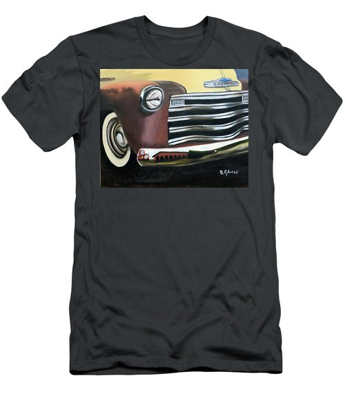 53 Chevy Truck Men's T-Shirt (Athletic Fit)