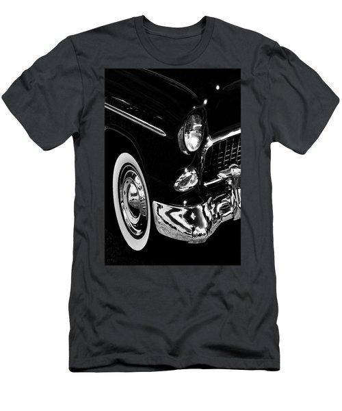 55 B Men's T-Shirt (Athletic Fit)