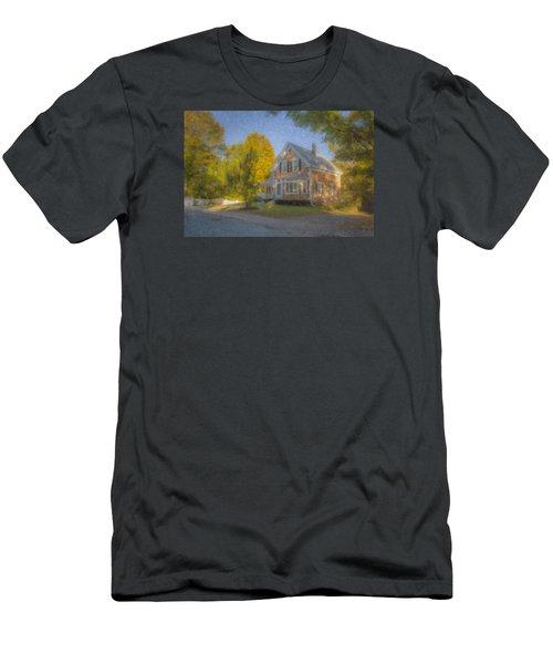 59 Williams Street Easton Ma Men's T-Shirt (Athletic Fit)