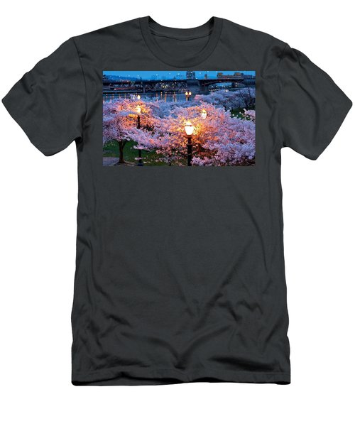 Scenic Men's T-Shirt (Athletic Fit)