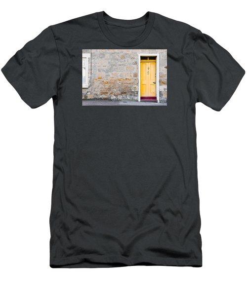 Yellow Door Men's T-Shirt (Athletic Fit)