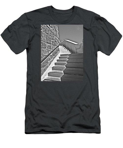 60/40 Men's T-Shirt (Athletic Fit)