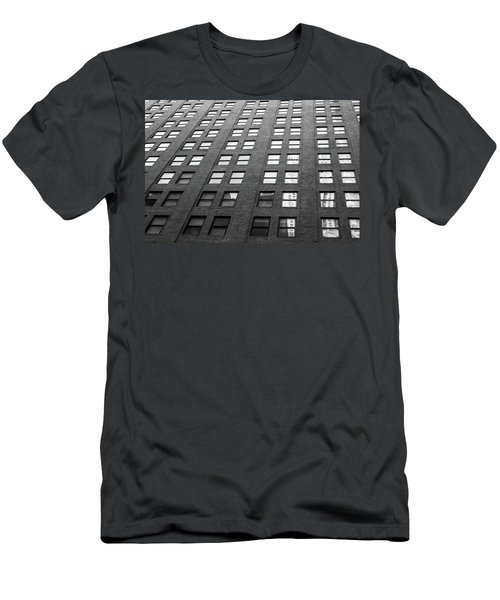 67 Wall St Men's T-Shirt (Athletic Fit)