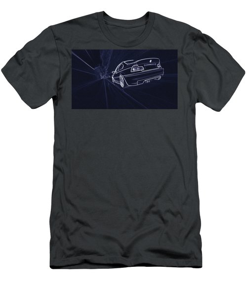 Bmw M3 E46  Men's T-Shirt (Athletic Fit)