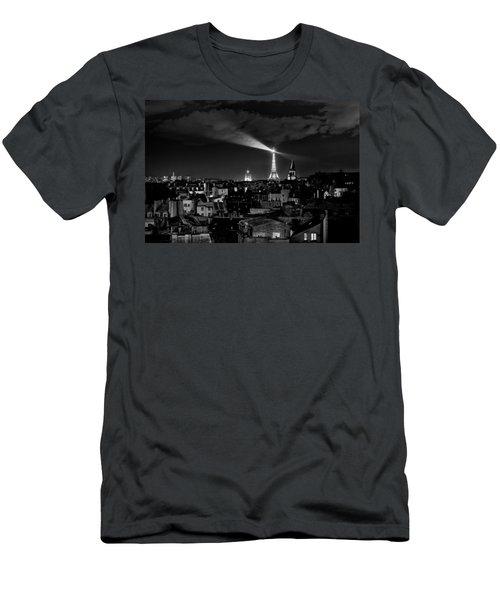 Men's T-Shirt (Slim Fit) featuring the photograph Paris by Hayato Matsumoto