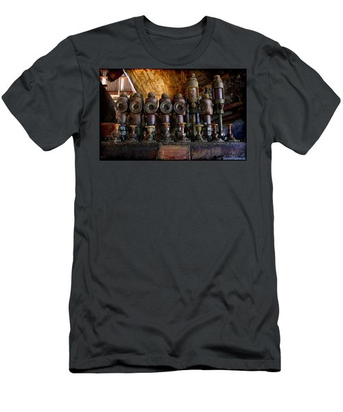 Steampunk Men's T-Shirt (Athletic Fit)