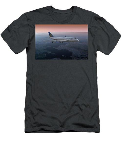 747twilight Men's T-Shirt (Athletic Fit)