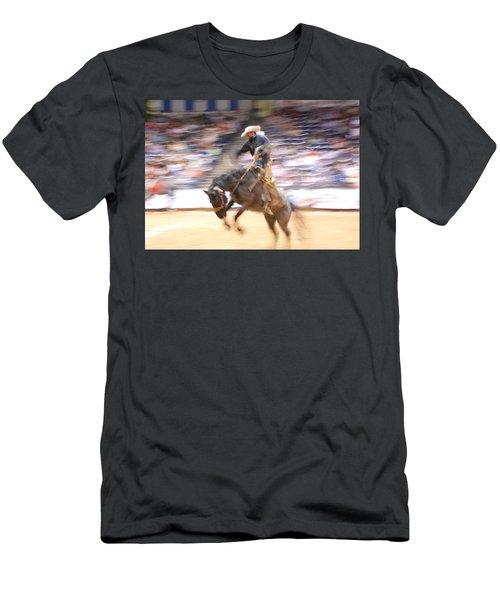8 Seconds Men's T-Shirt (Athletic Fit)