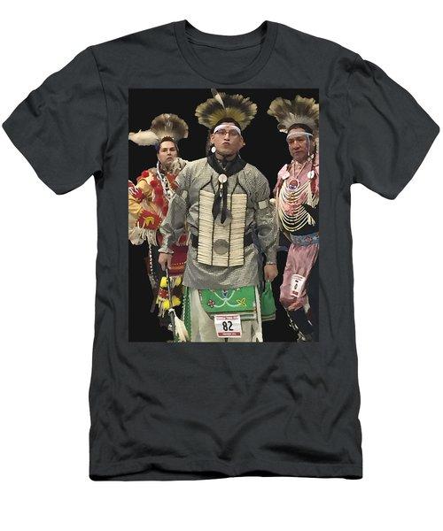 82 Men's T-Shirt (Slim Fit) by Audrey Robillard