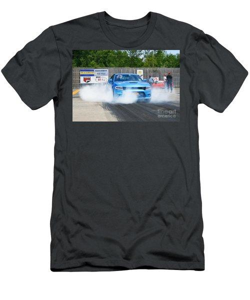 8607 06-15-2015 Esta Safety Park Men's T-Shirt (Athletic Fit)