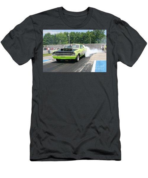 8652 06-15-2015 Esta Safety Park Men's T-Shirt (Athletic Fit)