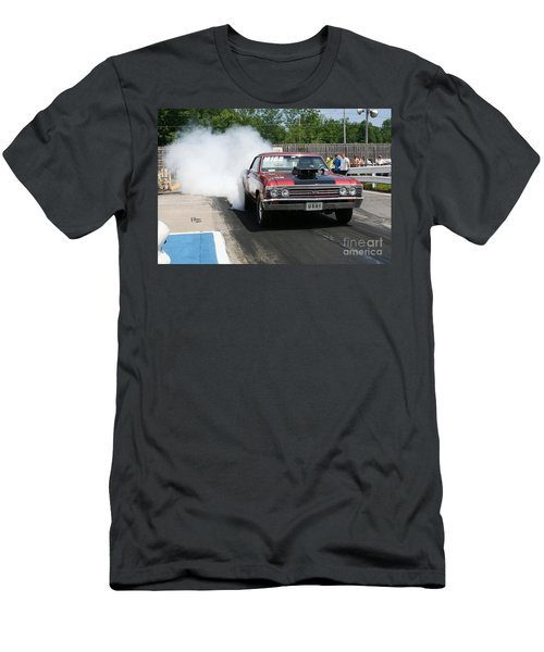 8672 06-15-2015 Esta Safety Park Men's T-Shirt (Athletic Fit)