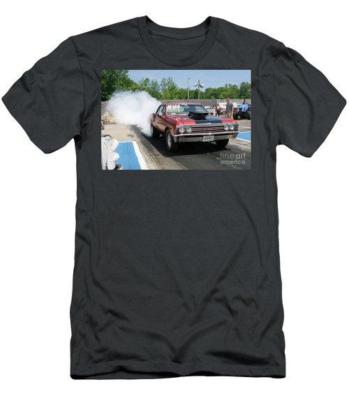 8673 06-15-2015 Esta Safety Park Men's T-Shirt (Athletic Fit)
