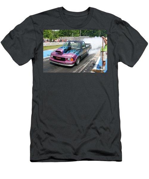 8679 06-15-2015 Esta Safety Park Men's T-Shirt (Athletic Fit)