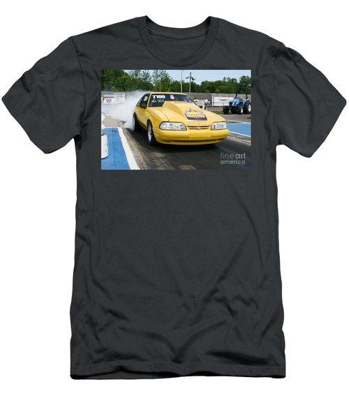 8733 06-15-2015 Esta Safety Park Men's T-Shirt (Athletic Fit)