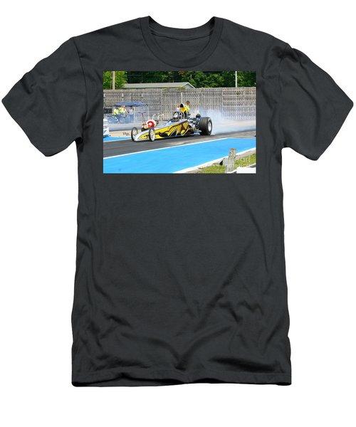 87841 06-15-2015 Esta Safety Park Men's T-Shirt (Athletic Fit)