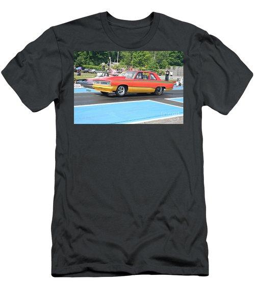 8796 06-15-2015 Esta Safety Park Men's T-Shirt (Athletic Fit)