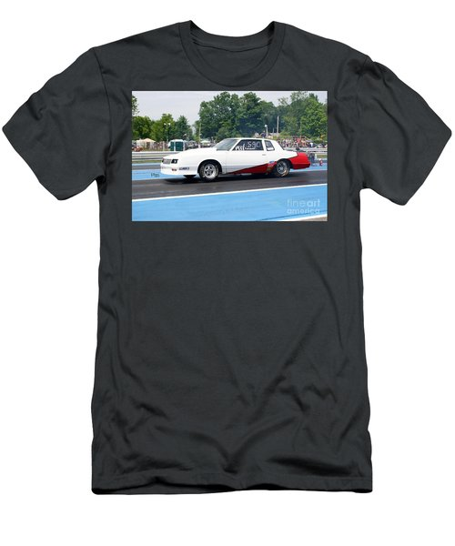 8803 06-15-2015 Esta Safety Park Men's T-Shirt (Athletic Fit)