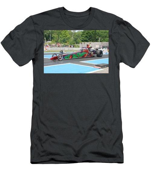 8822 06-15-2015 Esta Safety Park Men's T-Shirt (Athletic Fit)