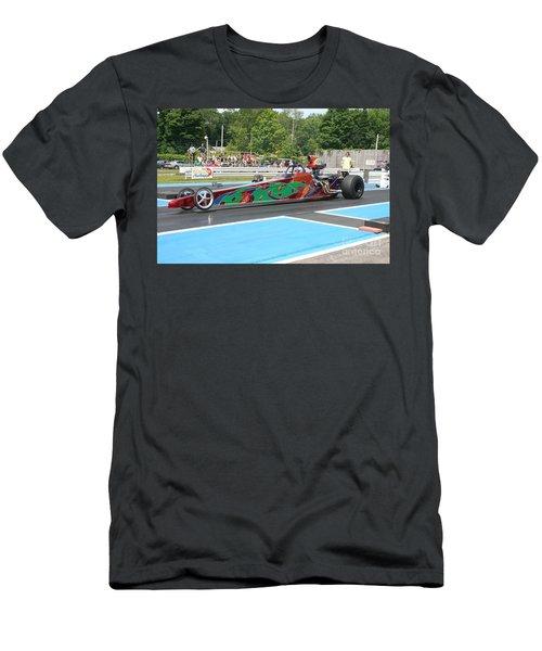 8823 06-15-2015 Esta Safety Park Men's T-Shirt (Athletic Fit)