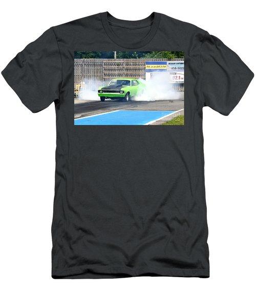 8833 06-15-2015 Esta Safety Park Men's T-Shirt (Athletic Fit)