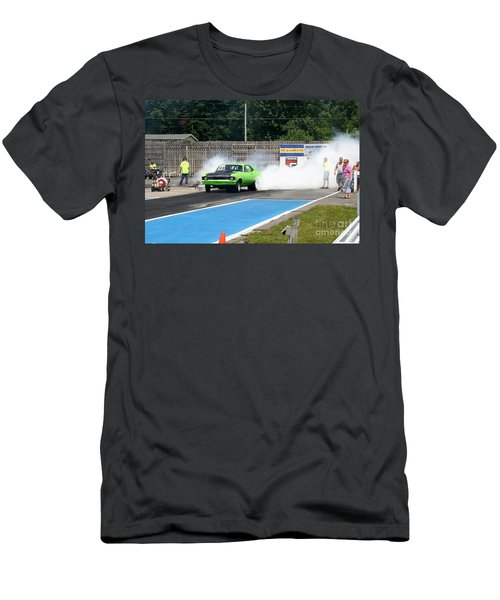 8840 06-15-2015 Esta Safety Park Men's T-Shirt (Athletic Fit)