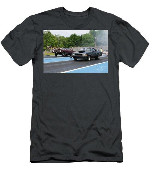 8849 06-15-2015 Esta Safety Park Men's T-Shirt (Athletic Fit)