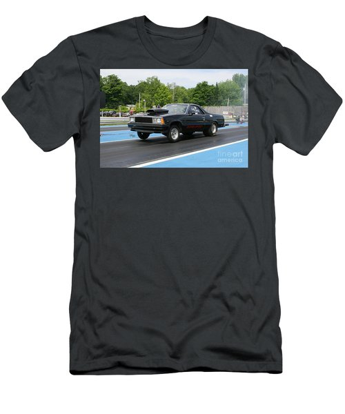 8850 06-15-2015 Esta Safety Park Men's T-Shirt (Athletic Fit)