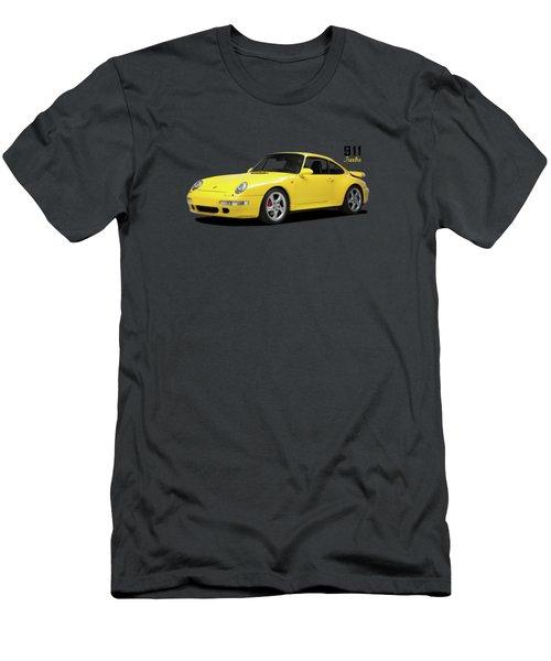 911 Turbo Type 993 Men's T-Shirt (Athletic Fit)