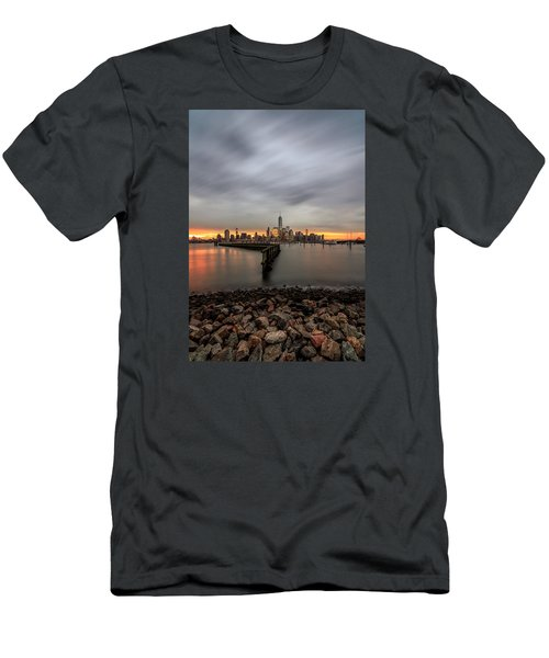 A Beautiful Morning  Men's T-Shirt (Athletic Fit)