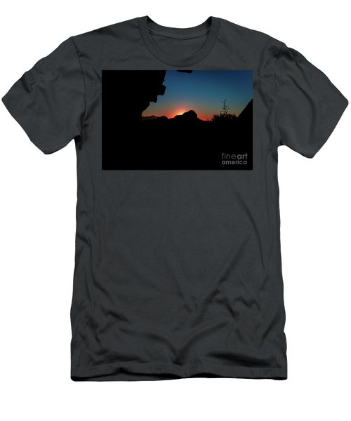 A Beautiful Night... Men's T-Shirt (Slim Fit) by Deborah Klubertanz