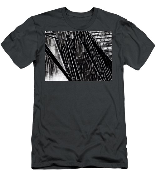 A Black-and-white Cookie Men's T-Shirt (Athletic Fit)