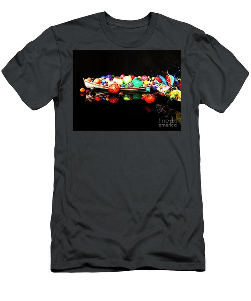 A Boatload Of Chihuli Men's T-Shirt (Athletic Fit)
