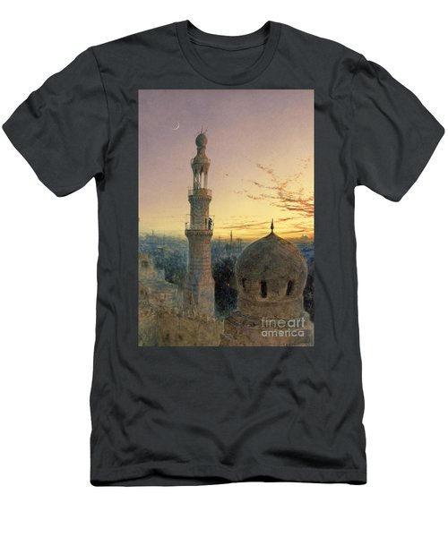 A Call To Prayer Men's T-Shirt (Athletic Fit)
