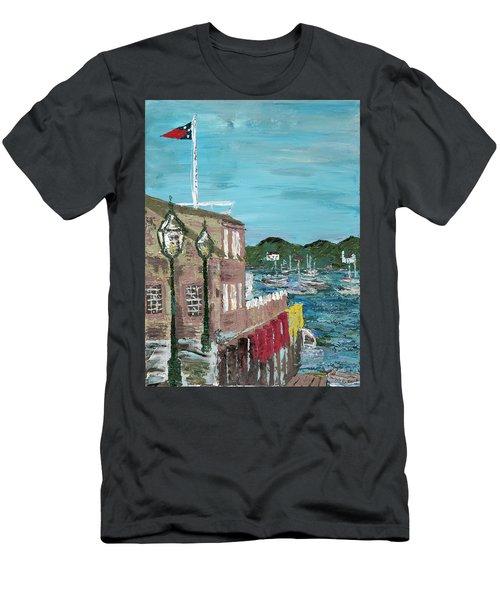A Cape Cod Dream Men's T-Shirt (Athletic Fit)