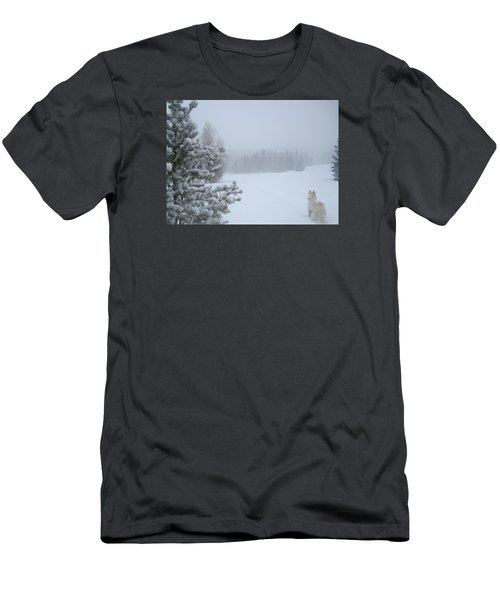 Love The Small Things In Life Men's T-Shirt (Athletic Fit)