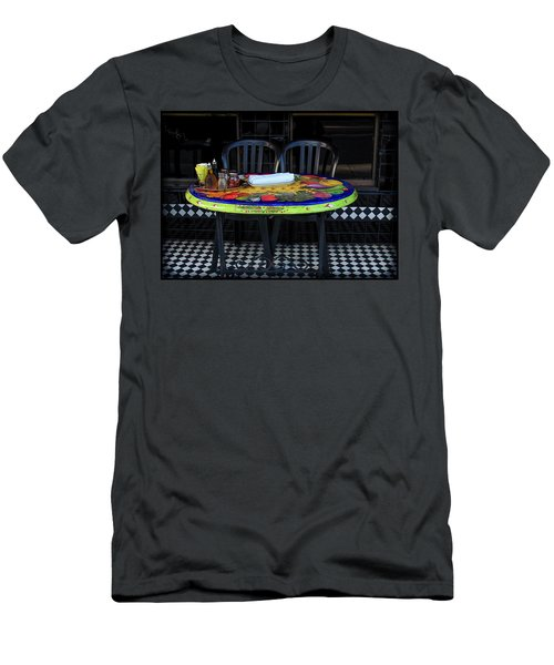 A Cozy Table For Two Men's T-Shirt (Athletic Fit)