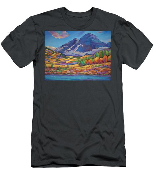 A Day In The Aspens Men's T-Shirt (Athletic Fit)