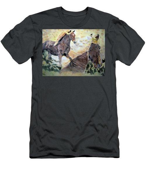 A Dream Men's T-Shirt (Athletic Fit)