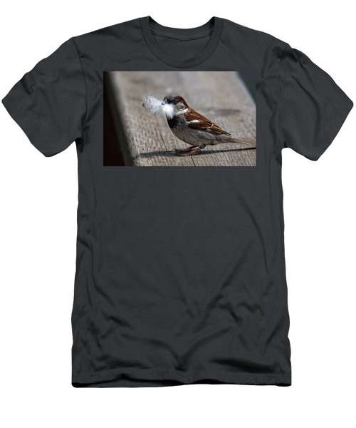 A Feather For The Nest Men's T-Shirt (Athletic Fit)