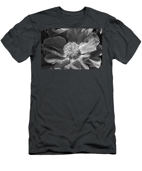 A Flower Of The Heart Men's T-Shirt (Athletic Fit)